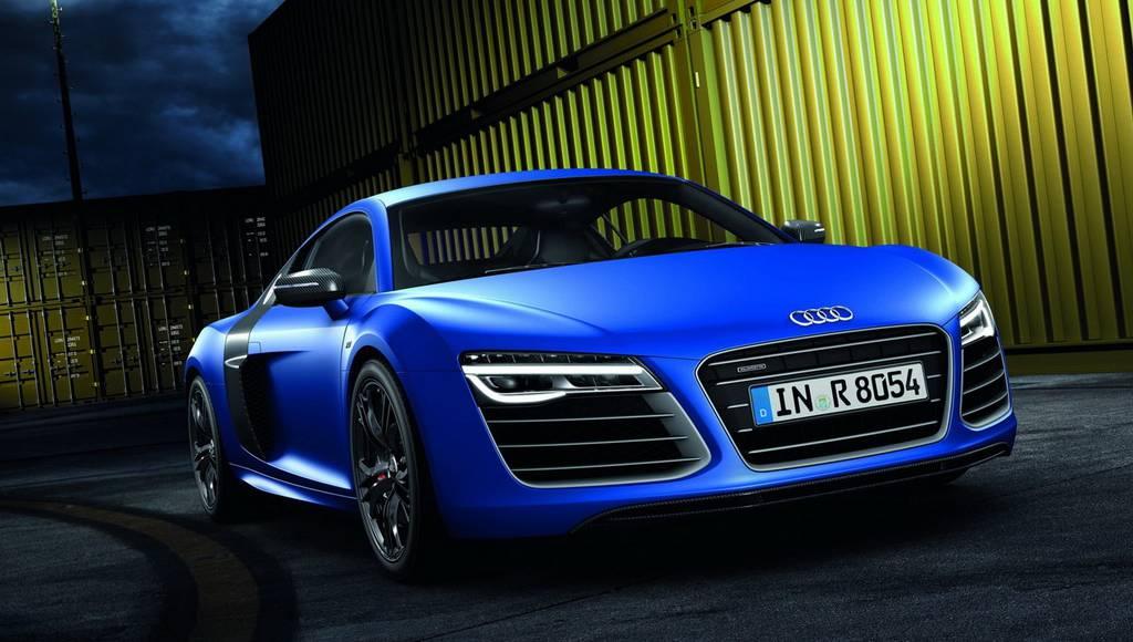 2013 Audi R8 UK Price