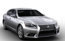 2013 Lexus LS 460, LS 460L and LS 600hL Hybrid