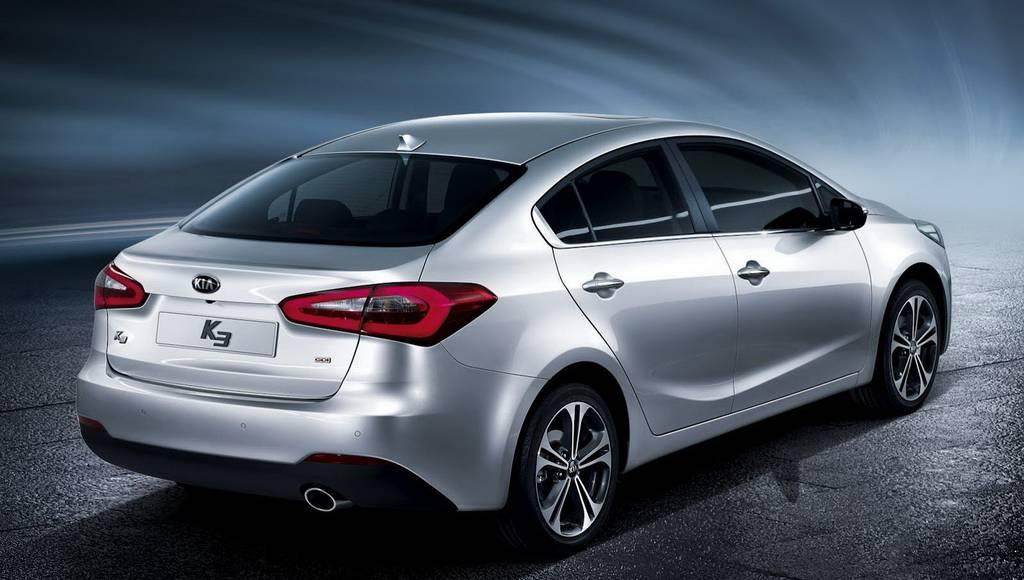 2014 Forte Cerato K3 Sedan Unveiled
