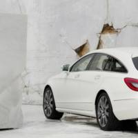 Mercedes CLS Shooting Brake Unveiled