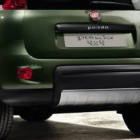 Fiat reveals the new crossover Panda 4x4