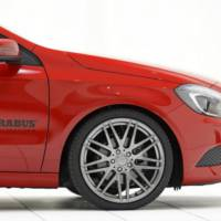 2012 Mercedes A-Class tuned by Brabus