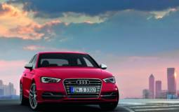 2013 Audi S3 shows its muscles in Paris
