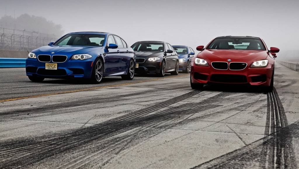 2013 BMW M5 and M6 deliveries stopped in US, due to engine problems