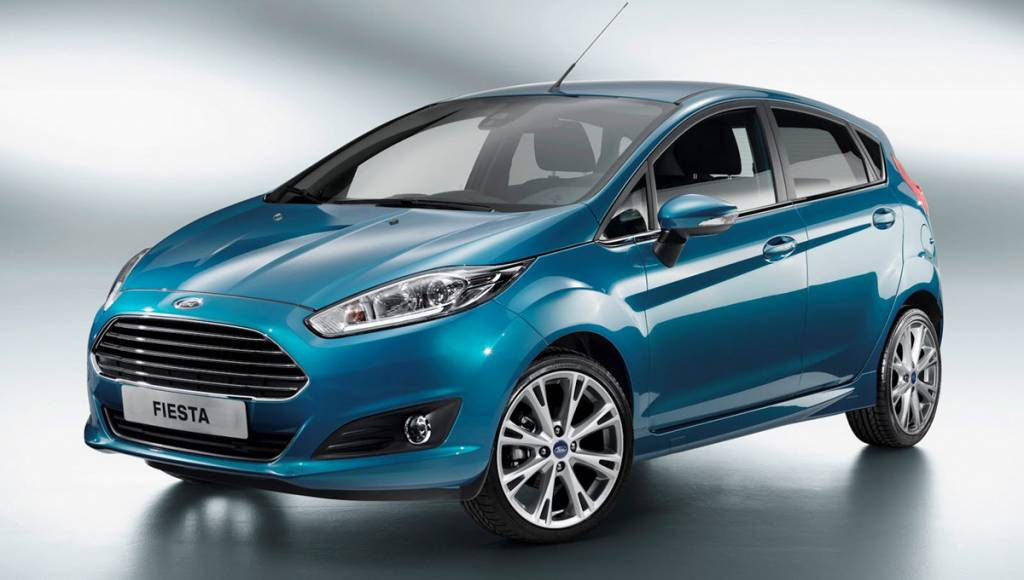 2013 Ford Fiesta - redesign for the small class best-seller