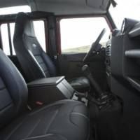 2013 Land Rover Defender - new colours and revised interior