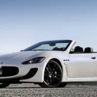 2013 Maserati GranCabrio MC Stradale will debut in Paris