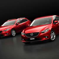 2013 Mazda6 Wagon - first images