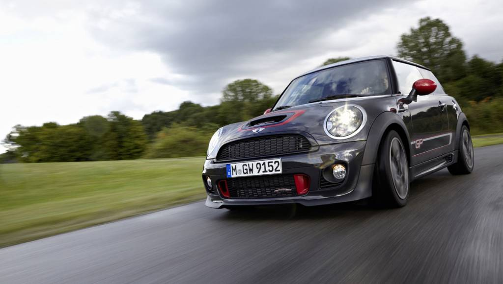 2013 Mini JCW GP - meet the most powerful Mini ever created