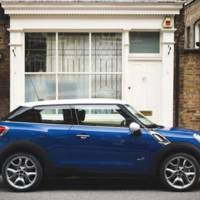 2013 Mini Paceman - first shots of the three door Countryman