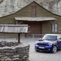 2013 Mini Paceman - the new 3-door Countryman