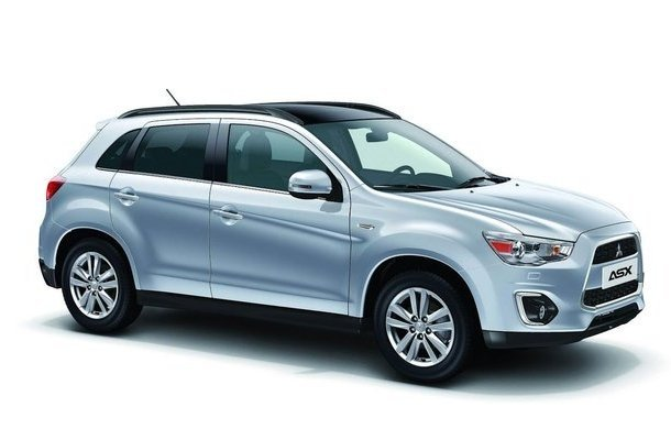2013 Mitsubishi ASX: subtle redesign for the small SUV