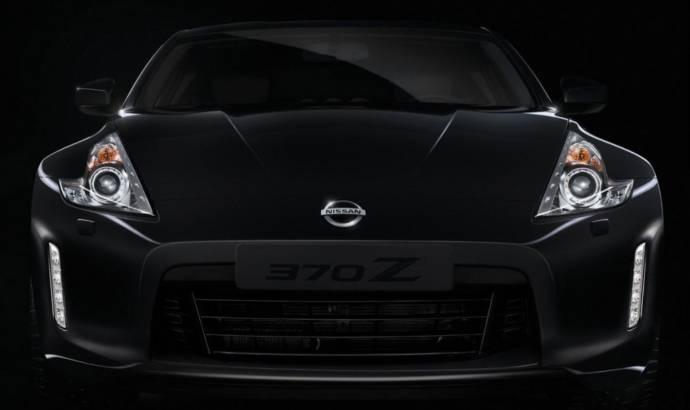 2013 Nissan 370Z facelift - teaser image