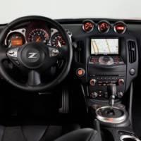 2013 Nissan 370Z facelift - the european version