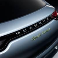2013 Porsche Panamera Sport Turismo Concept revealed in Paris