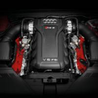 Audi has unveiled the uber-sport 2013 RS5 Cabriolet