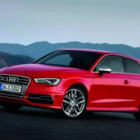 Audi shows us the 2013 S3