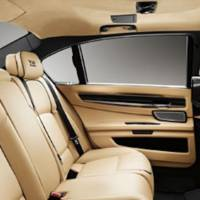 BMW 760Li V12 25 Years Edition, limited version, US only