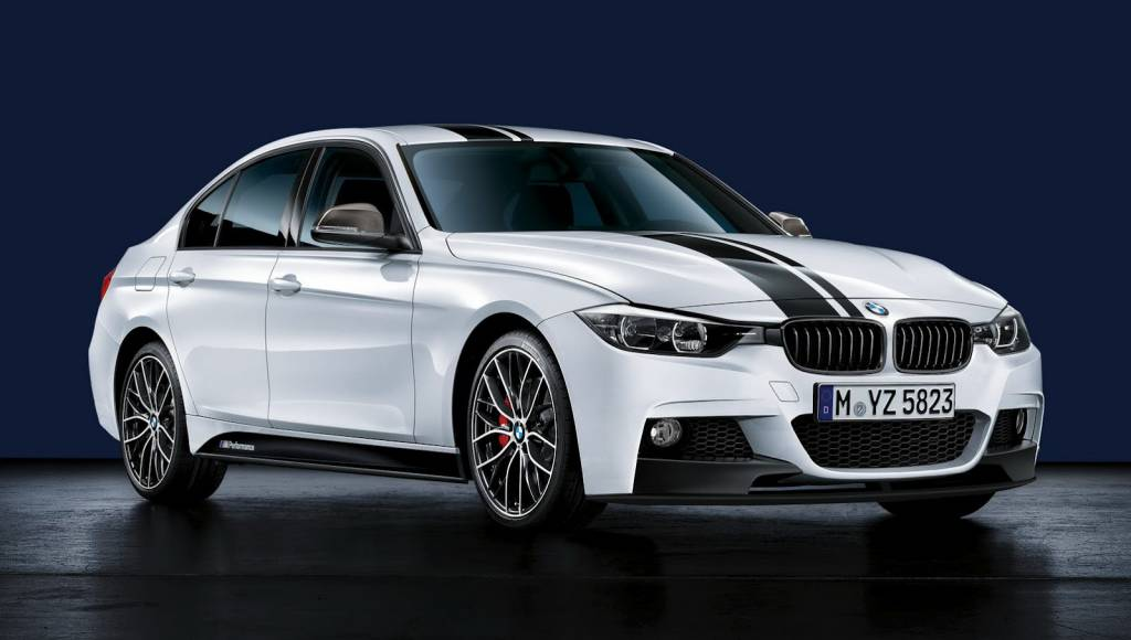 BMW M Performance kit for 120d, 320d and 520d