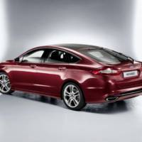 Ford reveals the 2013 Mondeo