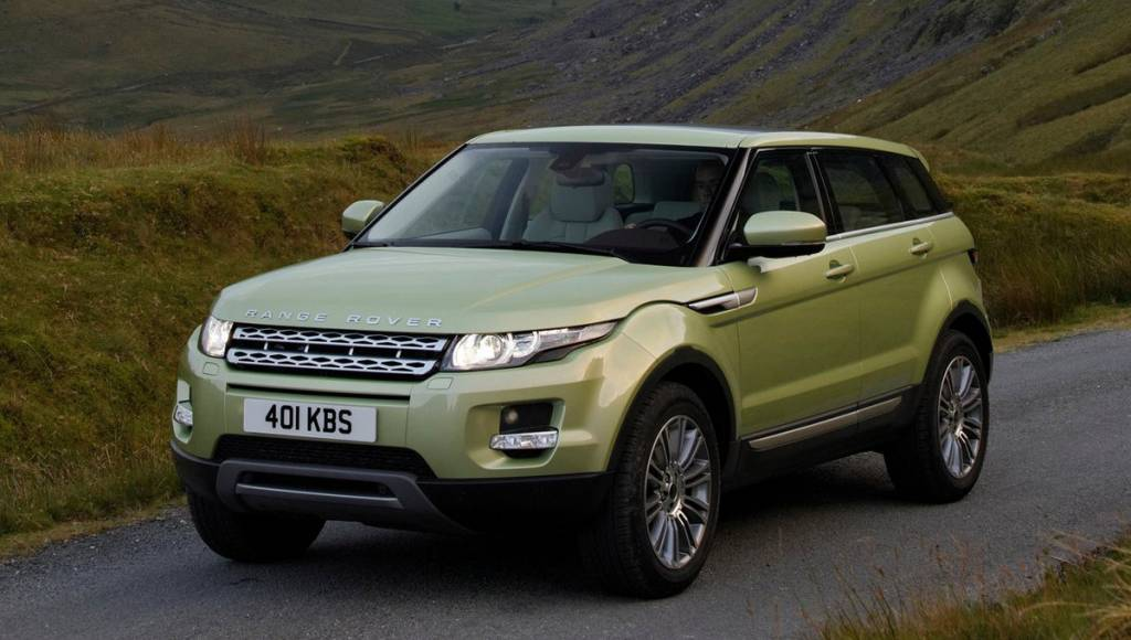 Land Rover considering a smaller brother for the Evoque