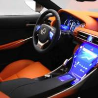 Lexus previews LF-CC Hybrid Concept ahead of Paris