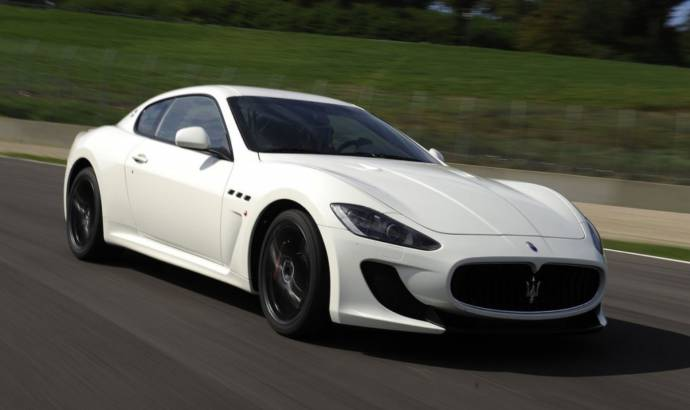Maserati two-seater coupe heading to Paris Motor Show