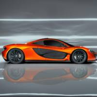 McLaren F1 successor revealed ahead of Paris debut