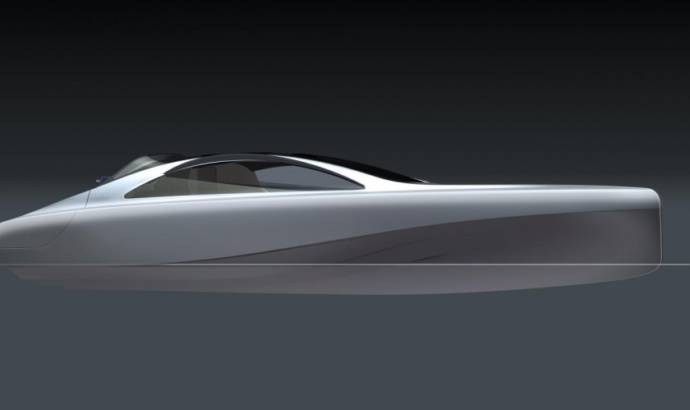 Mercedes Granturismo yacht to enter production next year