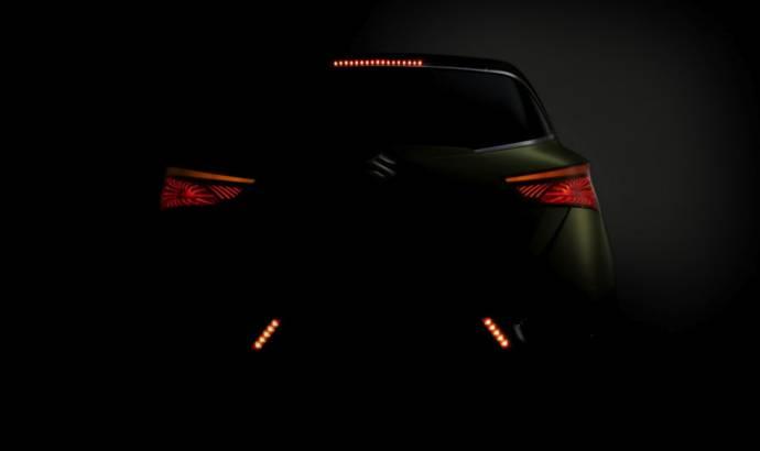 New Suzuki S-Cross Concept teaser