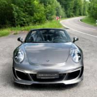 Porsche 911 Carrera S Cabriolet - Gemballa GT aero package