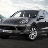 Porsche presented the 2013 Cayenne S Diesel