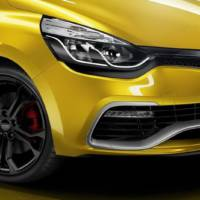 Renault revealed the 2013 Clio RS in Paris