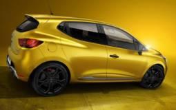 Renault revealed the 2013 Clio RS in Paris