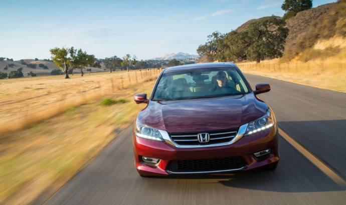 VIDEO: 2013 Honda Accord first US commercial