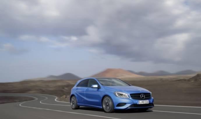 Video: Nico Rosberg stars in new Mercedes-Benz A Class ad