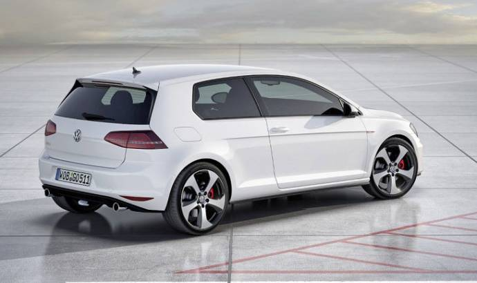 Volkswagean reveals 2013 Golf VII GTI Concept ahead of Paris debut