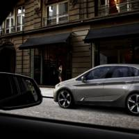 2013 BMW Concept Active Tourer - future rival for Mercedes B-Class