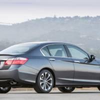 2013 Honda Accord Sedan and Accord Coupe - full details