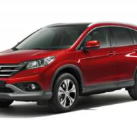 2013 Honda CR-V priced from 21.395 pounds in the UK