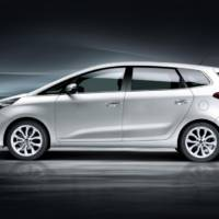 2013 Kia Rondo/Carens is going to premiere in Paris Motor Show