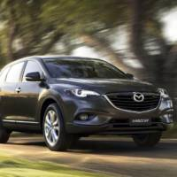 2013 Mazda CX9 facelift brings Kodo design and new safety features