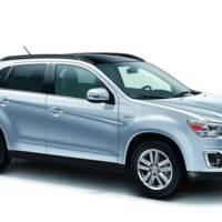 2013 Mitsubishi ASX: subtle redesign for the small SUV
