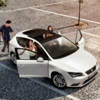 2013 Seat Leon 3 - official details and photos