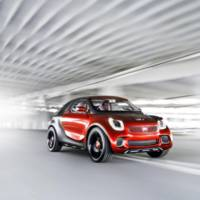 2013 Smart Forstars Concept is coming to Paris