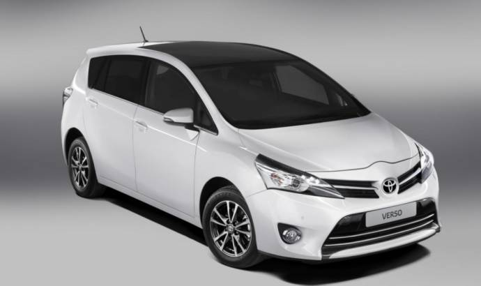 2013 Toyota Verso Facelift revealed ahead of Paris debut