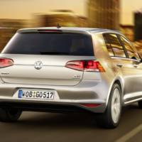First official photos of the new 2013 Volkswagen Golf Mk7