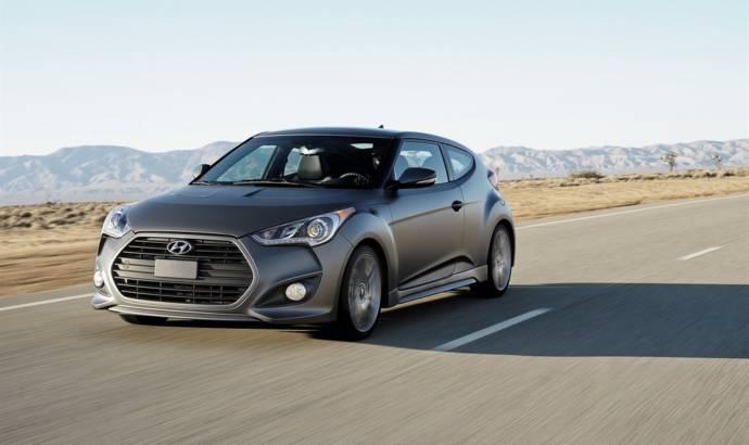 Hyundai Veloster SR Turbo Launches in Australia