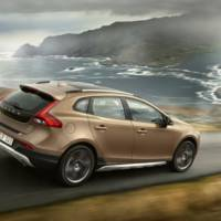 Meet the new Volvo V40 Cross Country