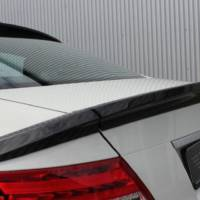 Mercedes-Benz C-Class Coupe spiced up by Mansory